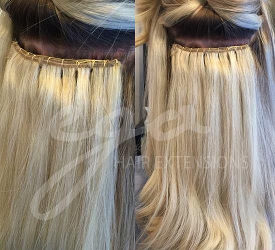 hår extensions metoder