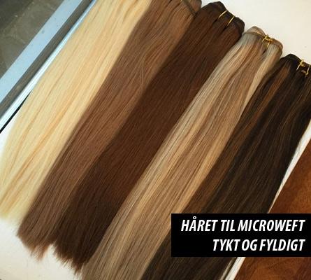 hårprodukter til extensions